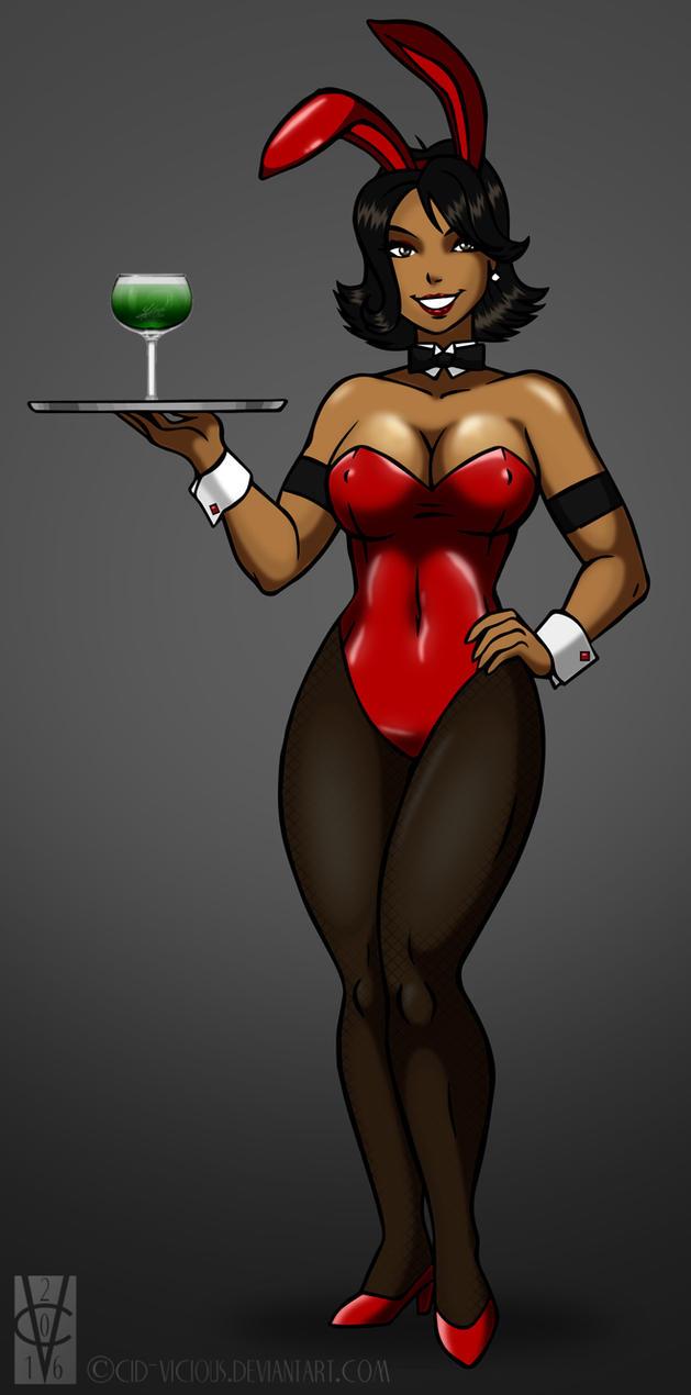 Bunny Hilda by Cid-Vicious
