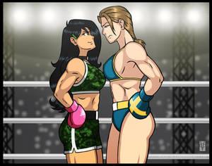 Gil vs Lena