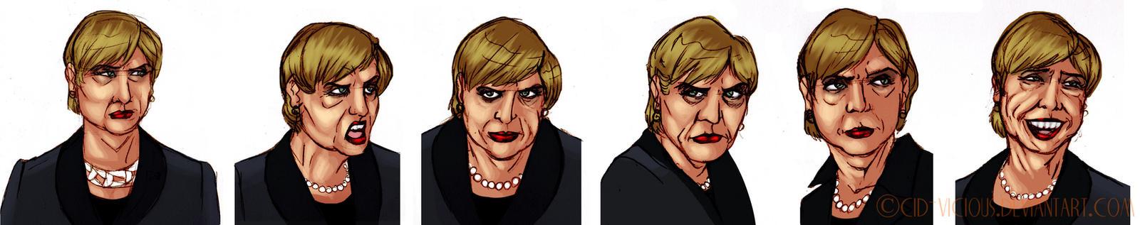 The Reichskanzlerin by Cid-Vicious