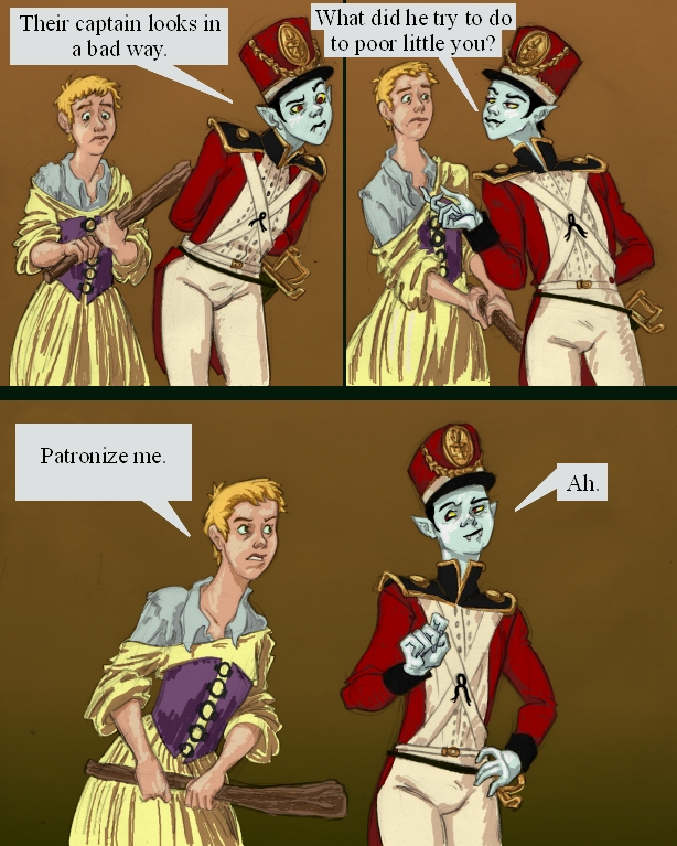 Patronizing Vampire