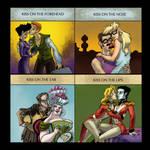 Discworld Kiss Meme