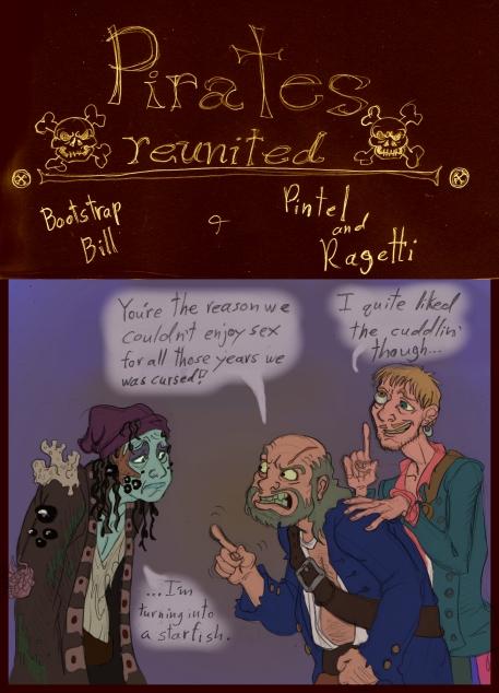 A Pirate Reunion