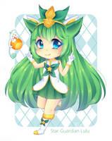 Star Guardian Lulu [FanArt] by Mimyoi