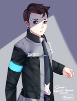 Connor (Fanart) by Mimyoi