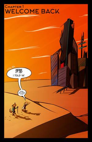Covert Lands | 1 by TyphoonTeaser