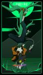 Hal Tarot The Hanged Man