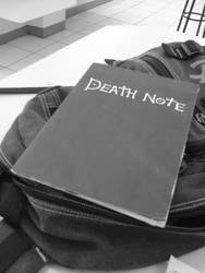 deathnote by sabilaelectric