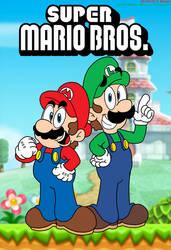 The Super Mario Bros. '13 by LuigiStar445