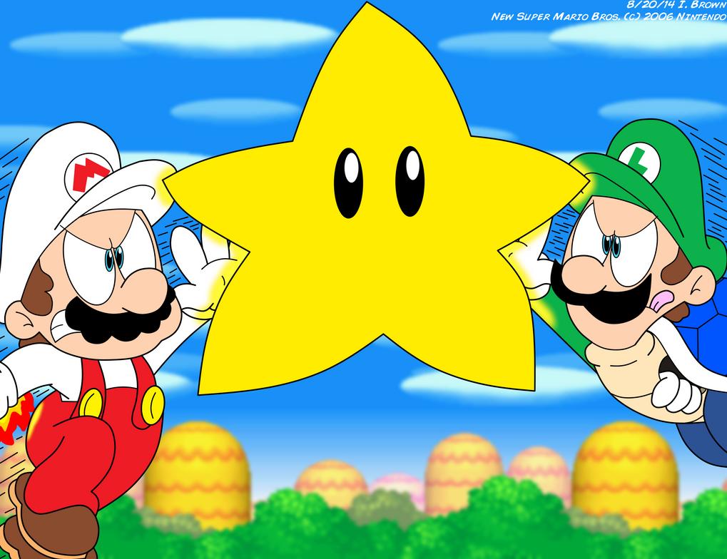 SM - MAI STAR! by LuigiStar445