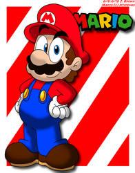 SM - Simply Super Mario by LuigiStar445
