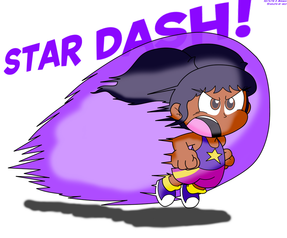 JnS - Star Dash! by LuigiStar445