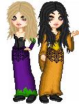 Witch Sisters by Tuxedo-Kitten