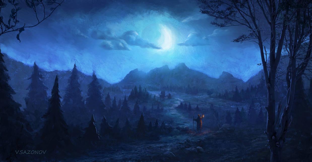Mythical night
