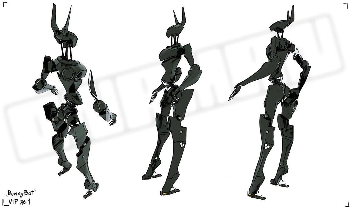 BunnyBot - VIP 1 by QNAMAN