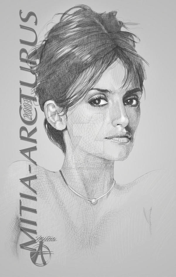 Penelope Cruz by Mitia-Arcturus
