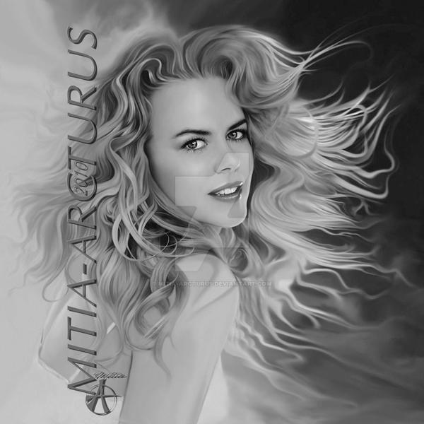 White Calm by Mitia-Arcturus