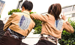 SnK Cosplay - Two of a Kind