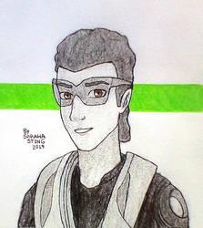 Quentin -Sketch