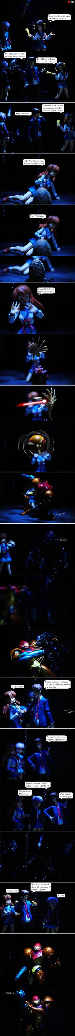 Mikuru's Close Encounter part 2 by Miettechan