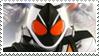 Kamen Rider Fourze stamp 2 by Fireshire