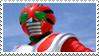 Kamen Rider ZX stamp by Fireshire