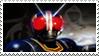 Kamen Rider Black stamp 2 by Fireshire