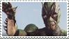 Kamen Rider Shin Stamp by Fireshire