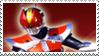 Kamen Rider Den-O Sword Form Stamp by Fireshire