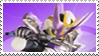 Kamen Rider Den-O Gun Form Stamp by Fireshire