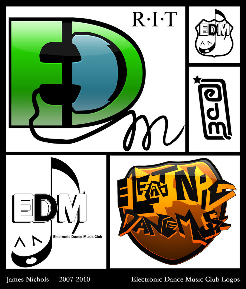 EDM Logo and Artist Designer  Ghost Producer in 2019