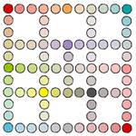 Color sudoku by Aprilyus