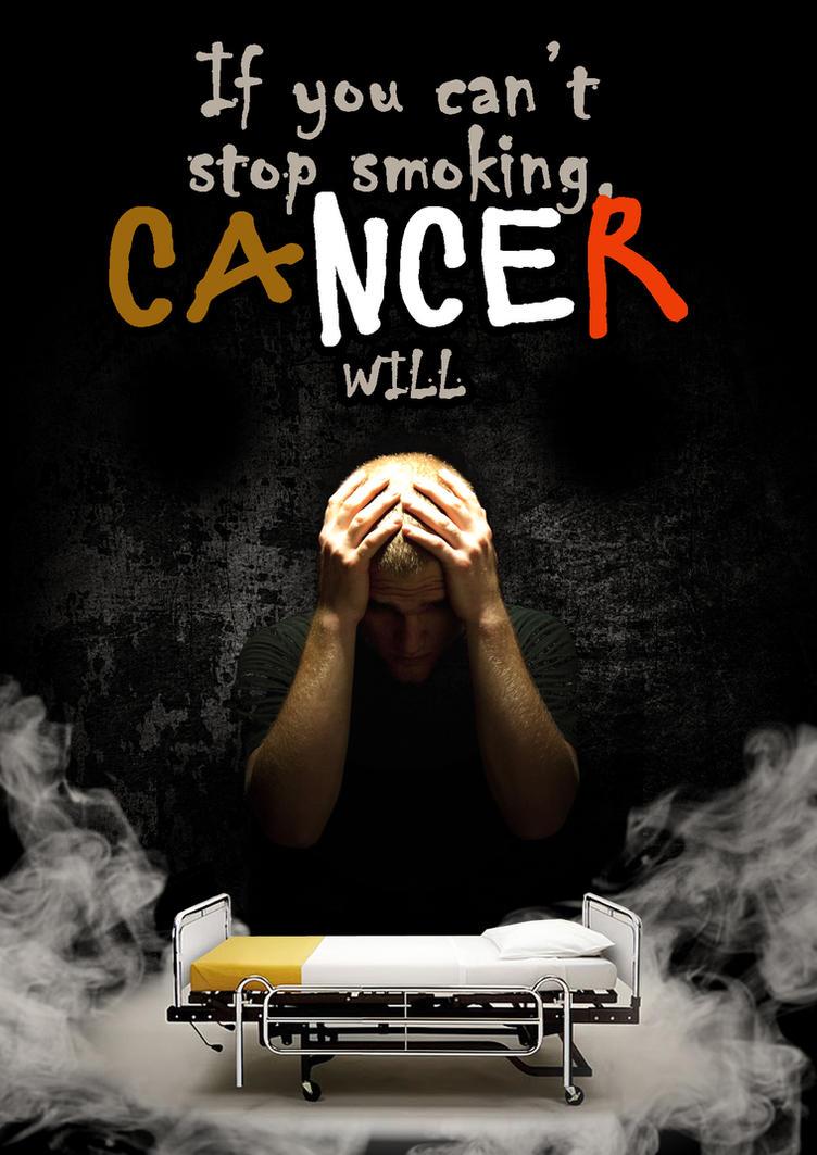 Dec 2017 Moon >> anti-smoking poster by Aprilyus on DeviantArt