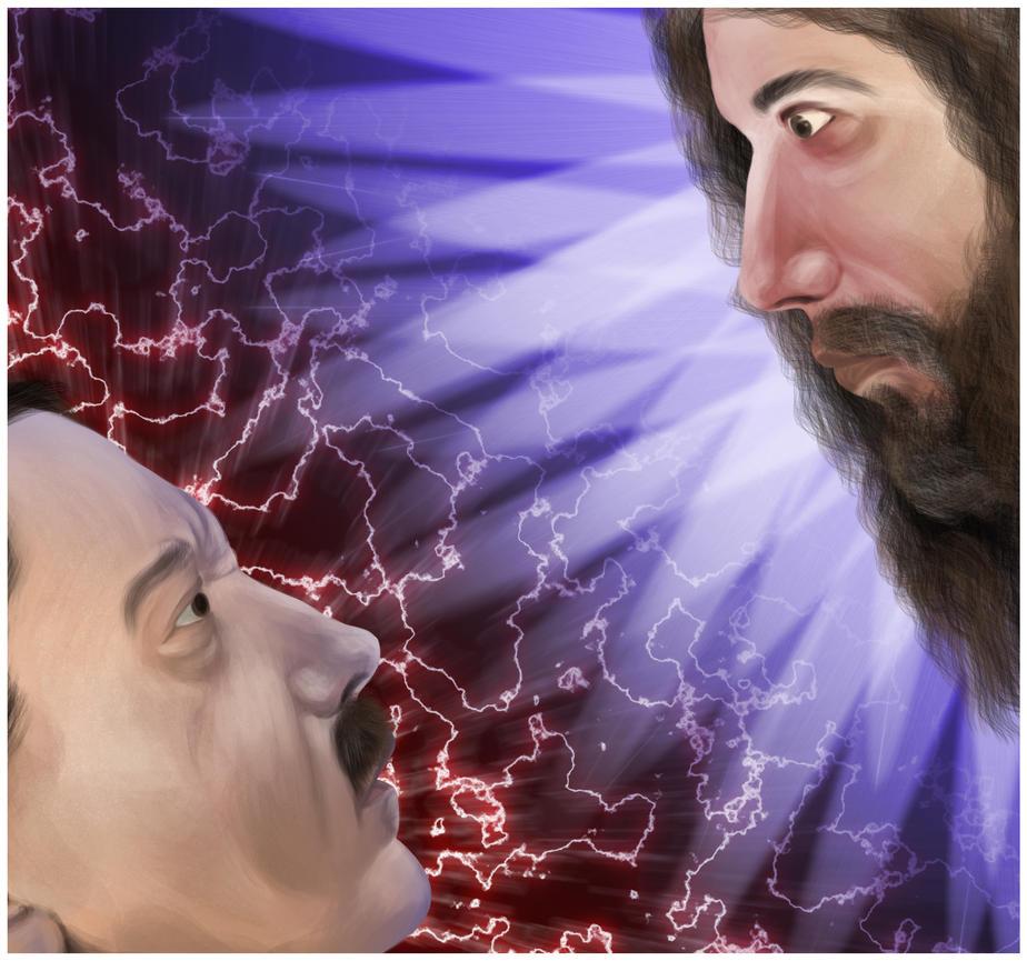 http://th09.deviantart.net/fs44/PRE/i/2009/098/b/b/Jesus_vs_Hitler_by_BearZ88.jpg