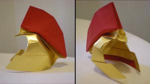 Trojan Helmet