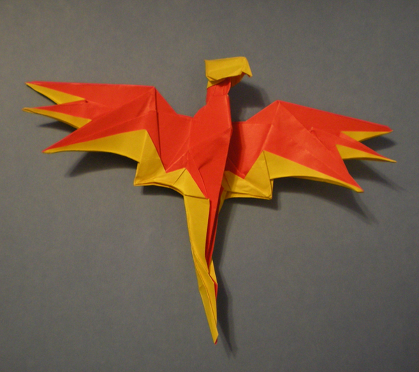 Phoenix - Philomeena by Cahoonas