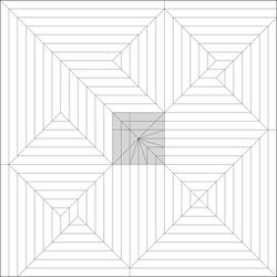 Alicorn Crease pattern