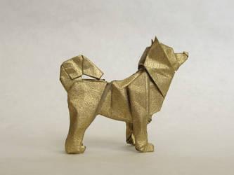 Shiba Inu [Gen Hagiwara's Labrador Retriever Base] by Cahoonas