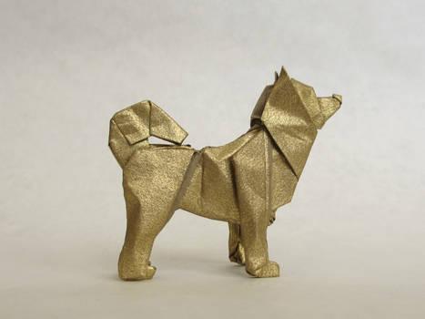 Shiba Inu [Gen Hagiwara's Labrador Retriever Base]