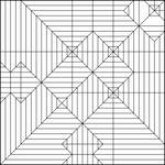 Toothless Crease Pattern