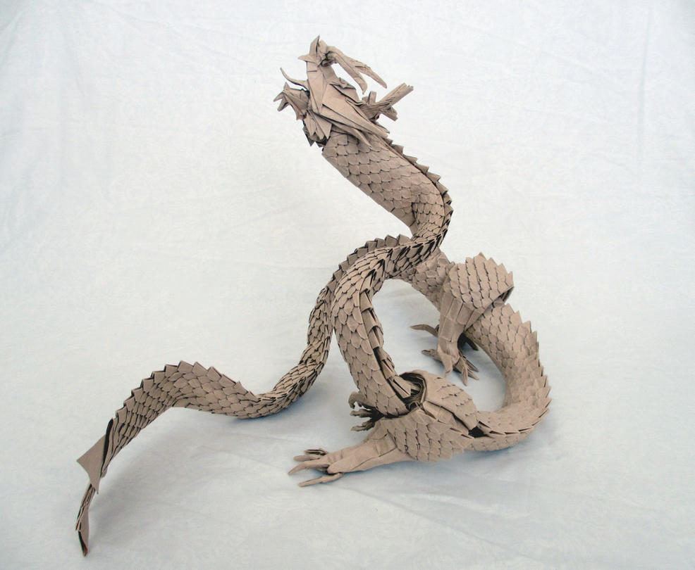 Ryujin 3.5 [Satoshi Kamiya] by Cahoonas