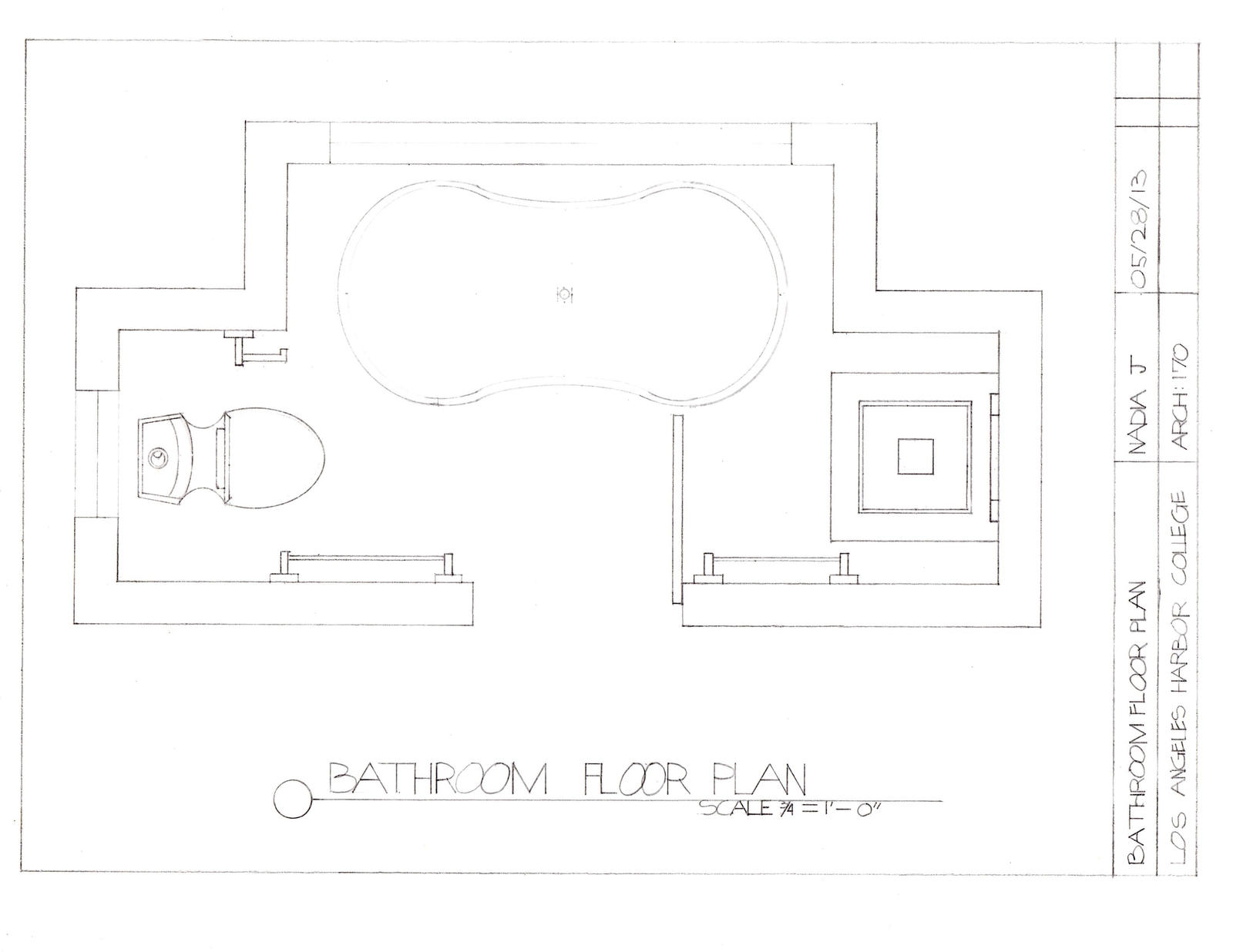 5 x 8 bathroom floor plan by tackygirl on deviantart for 4 x 8 bathroom layout