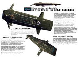 LiirHra Cruisers by pdsVajra