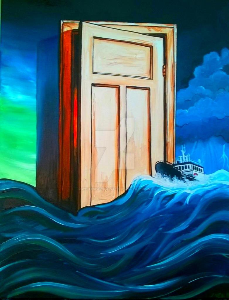 He Always Open A Door by NOGARD-DER