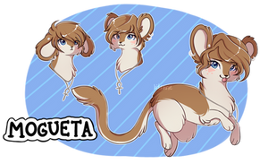 [Mouse Profile] Mogueta by Ariamouse