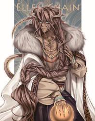 Dragon Card by ellenchain