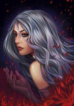 Megan Lewis/Mysterious Healer