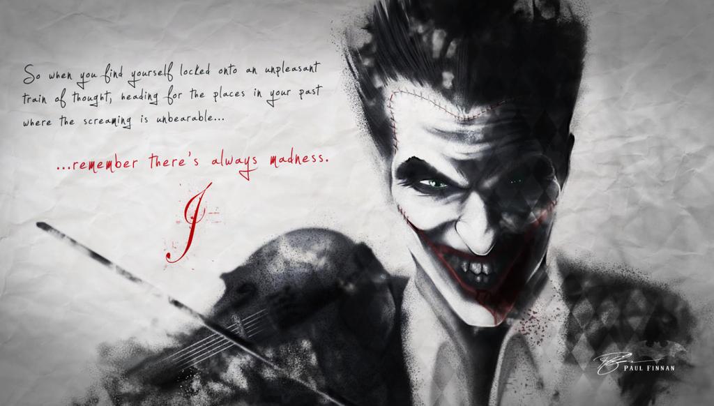 The Joke's on You by P-F-Finnan