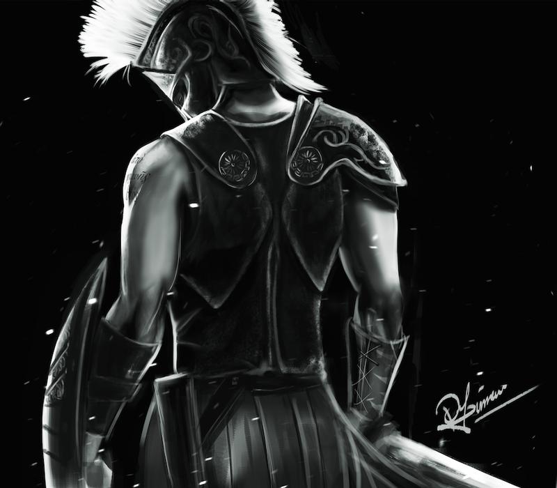 Achilles by P-F-Finnan