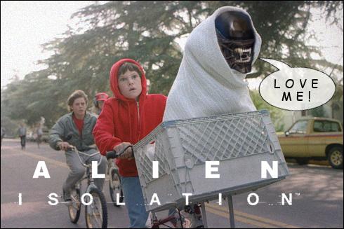 Alien Misunderstood 2 by P-F-Finnan