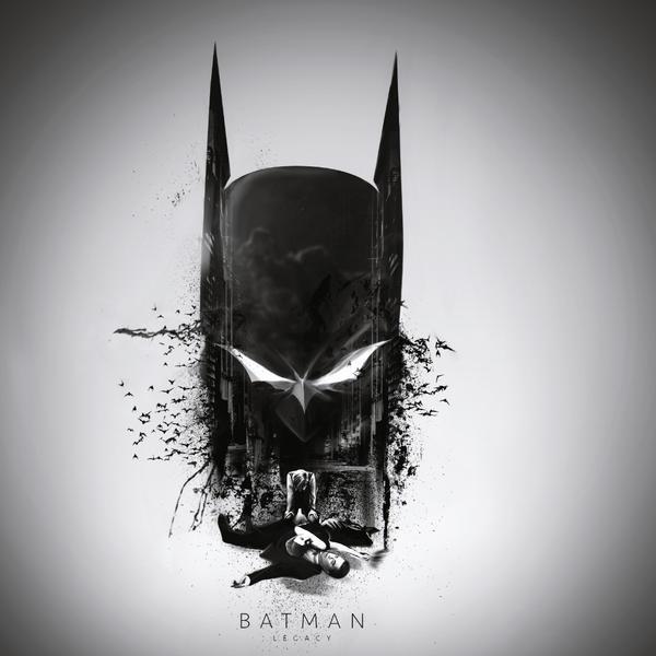 Batman Legacy by P-F-Finnan